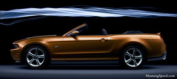 2010 Mustang Wind Tunnel